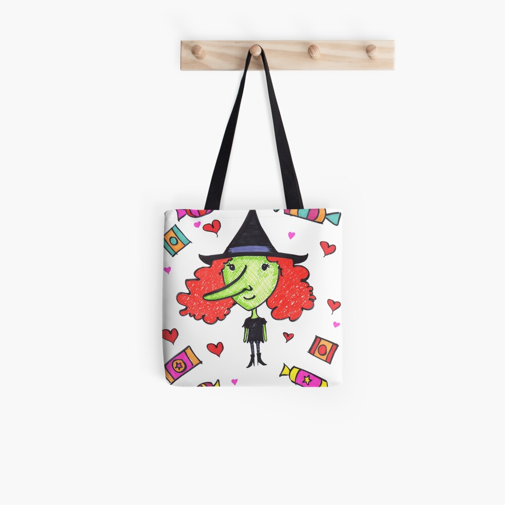 Switch Witch Tote Bag