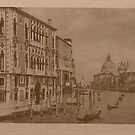 View of Grand Canal,Venice,Italy by Logan81