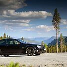 Mercedes CLK63 AMG Black Series by iShootcars