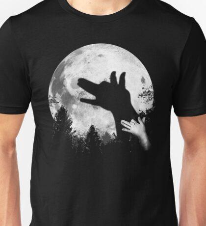 Bark At The Moon! Unisex T-Shirt
