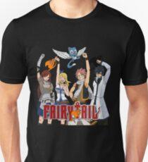 Flying Cat Tail Unisex T-Shirt
