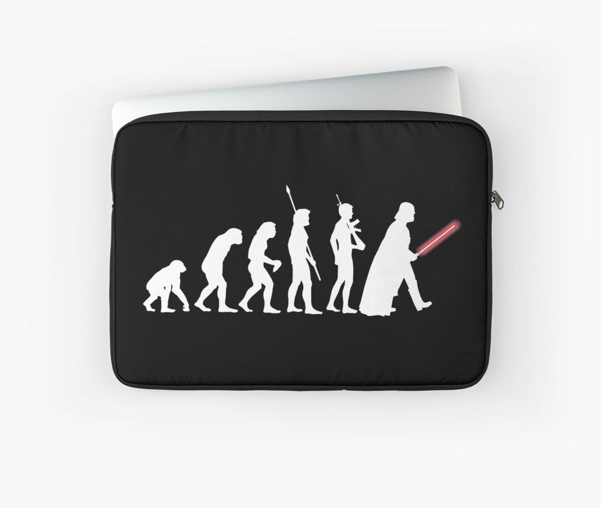 Darth Vader Evolution by ArtBoxDTS