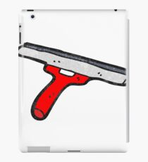 windscreen cleaner cartoon iPad Case/Skin