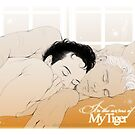 MorMor - In the Arms of my Tiger by Clarice82
