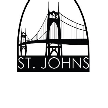 Bridge City: St. Johns by slyborg