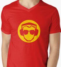 Headphones & Pilot Specs - YELLOW T-Shirt