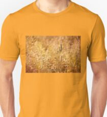 Golden cereal plant photo Unisex T-Shirt