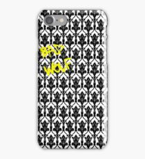 Scattered in Time and Space iPhone Case/Skin