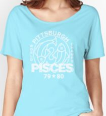 Pittsburgh Pisces - Wold Champs Women's Relaxed Fit T-Shirt