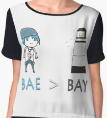 Life is Strange - Bae over Bay [PriceField] Women's Chiffon Top