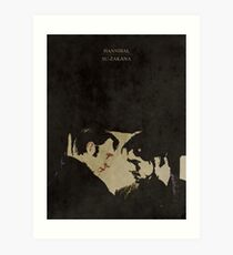 Su-zakana Art Print