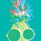 Disco Pineapple, Come on Closer!  by PiCCa