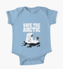 Save the Arctic One Piece - Short Sleeve