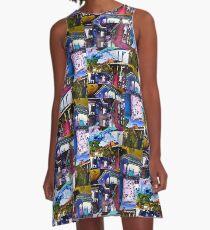 paddington A-Line Dress