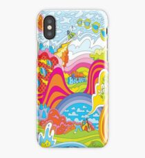 happy flower  iPhone Case/Skin