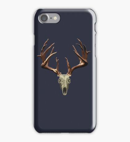 Deer Skull Design iPhone Case/Skin
