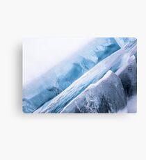 Disco Ice 4 Canvas Print