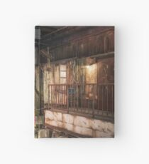Utopia- Kowloon Walled City Hardcover Journal