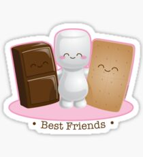 S'mores Buddies  Sticker