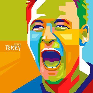 WPAP - John Terry by hwart