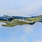 De Havilland Sea Vixen FAW.2 XP924/134 G-CVIX by Colin Smedley