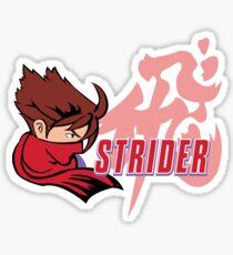 Strider  Sticker