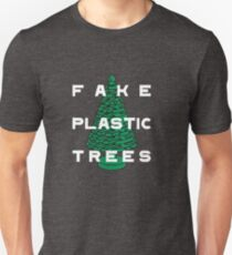 fake plastic lego trees  T-Shirt