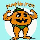 Pumpkin Iron by designsbygaunty