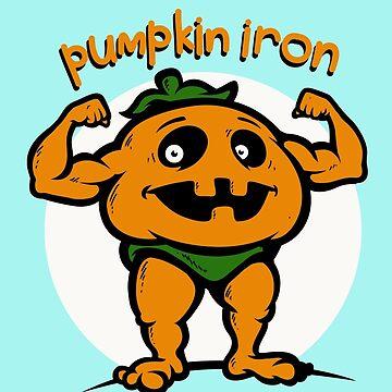 Pumpkin Iron by designsbygaunty