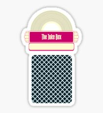 Juke Box Sticker