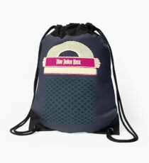 Juke Box Drawstring Bag