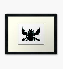 Fighter League of Legends Framed Print