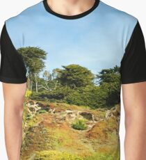 San Francisco Colorful Spring -  Graphic T-Shirt