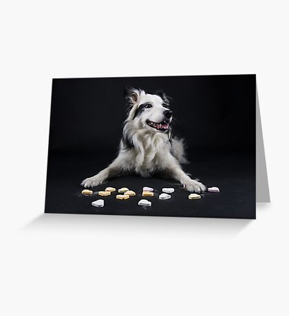 Love with Sterre Greeting Card