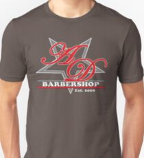 A & D Barbershop Collection Unisex T-Shirt