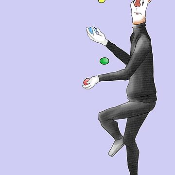 THE JUGGLER by laruichi