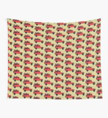 Toyota Bandeirante (Brazilian Built Land Cruiser) Wall Tapestry