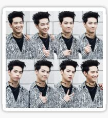 GOT7 JB Sticker