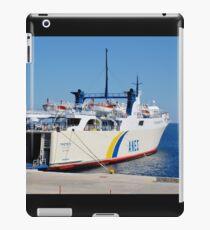 Proteus ferry, Patitiri iPad Case/Skin