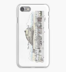 The King of the Golden Hall - Sheet Music Art iPhone Case/Skin