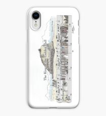 The King of the Golden Hall - Sheet Music Art iPhone XR Case