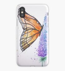 Watercolour Butterfly iPhone Case/Skin