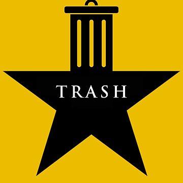 Hamilton trash by grellom