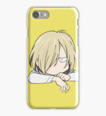 Yurio chibi iPhone Case/Skin