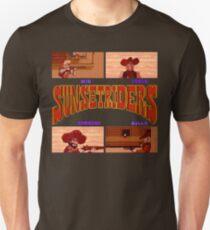 Sunset Riders (SNES) T-Shirt