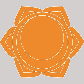 Swadhisthana - The Sacral Chakra by annekulinski