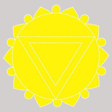 Manipura - The Solar Plexus Chakra by annekulinski