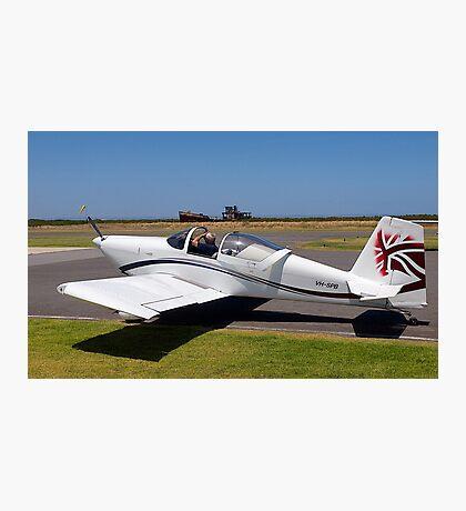VAN RV-7, Tooradin Airport, Victoria, Australia. Photographic Print