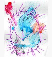 un dessin de Malory (1) Poster