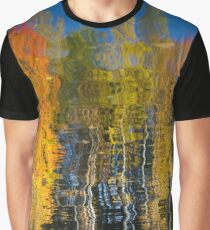 Water surface reflections Graphic T-Shirt